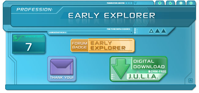 Early explorer